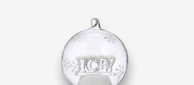 Gaylord Ice Ornament