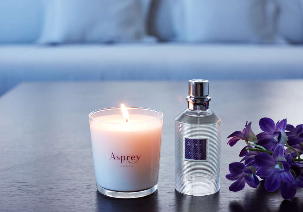 Asprey Candle & Spray