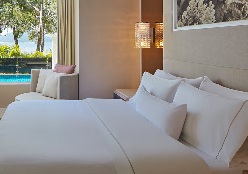 The Westin Heavenly Bed