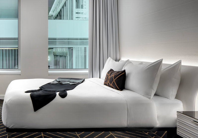 W Hotels Bed