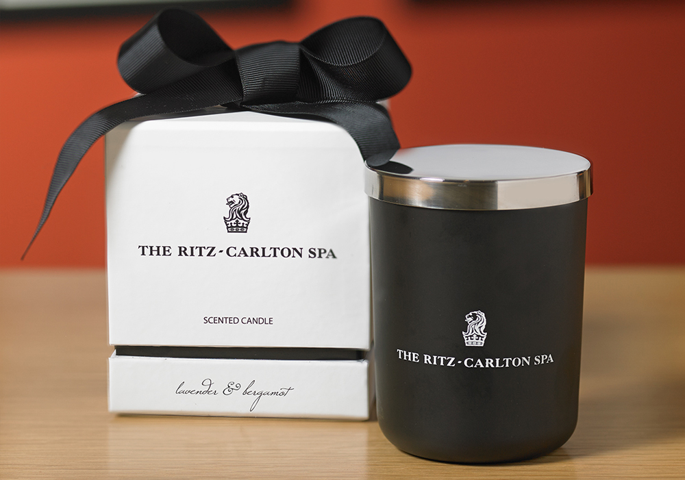 The Ritz-Carlton Spa Candle Collection